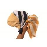 Chiffon coton éponge couleur. Sac de 8 kilos