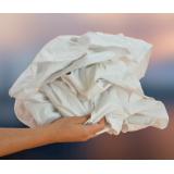 Chiffon Blanc coton n°1. Carton de 10 kilos