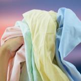 Chiffon coton drap couleur pastel. Carton de 10 kilos