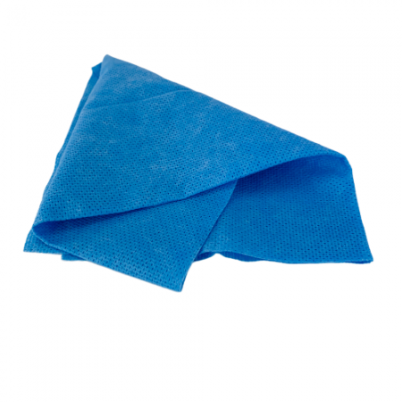 Chiffon bleu ajouré agréé...