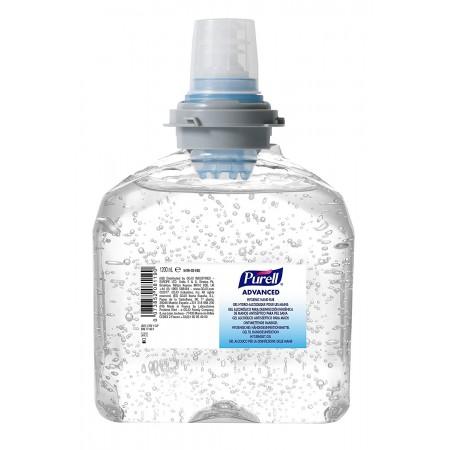 Gel hydroalcoolique PURELL...