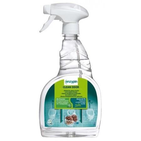 Enzypin clean odor ecolabel...