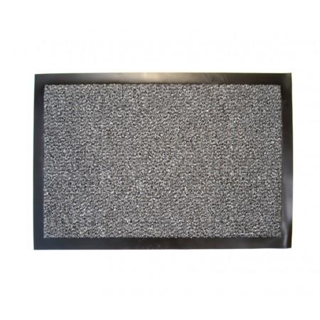 tapis antipoussière gris 90...