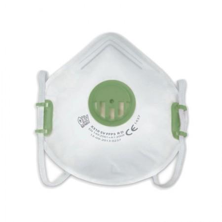 Masque FFP3 à coque et...