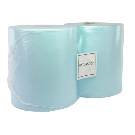 Chiffon bleu turquoise très...