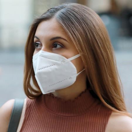 Masque FFP2 filtre 95 % du...