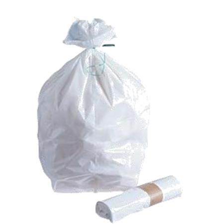 Sac poubelle 20 L blanc...