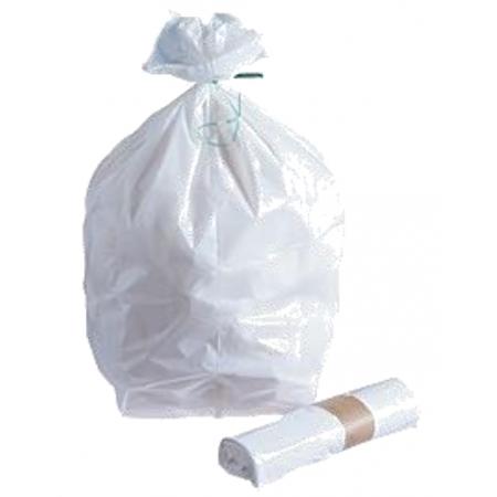 Sac poubelle 5 L blanc...