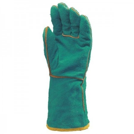 Gant anti-chaleur vert...