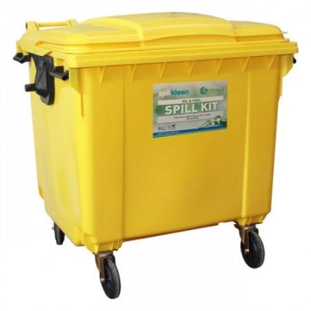 Kit antipollution jaune...