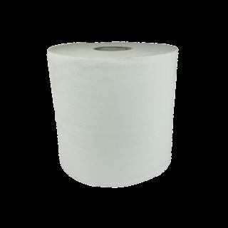 Bobine éco ouate blanche recyclée pour professionnels - Hygistore